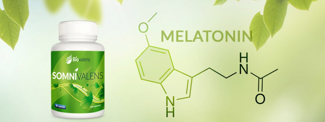 MELATONIN – IMPRESSIVE HEALTH BENEFITS