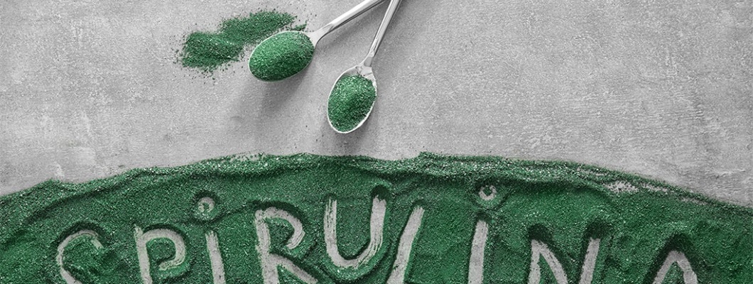 WHAT IS SPIRULINA AND WHERE DOES IT COME FROM?